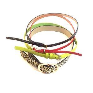 Accessories - Bundles Of Four Beautiful Belts